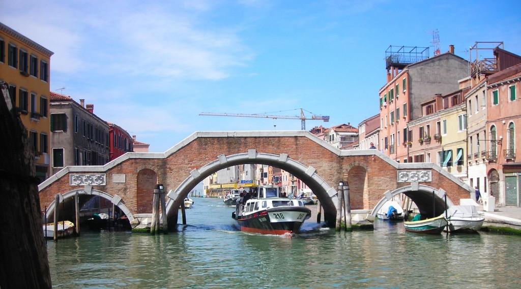 I ponti di venezia e la loro origine quando si andava a for Foto di ponti coperti