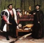 Georges del Selve a destra con Francesco I°.jpg