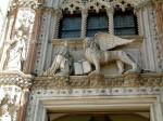 Leone di S. Marcfo alla Porta della Carta di Palazzo Ducale.jpg