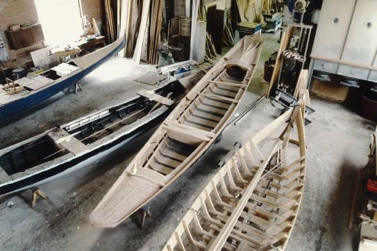 Le uniche e meravigliose barche di venezia venezia nascosta for Software di progettazione di piani di costruzione