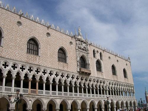 La storia di palazzo ducale a venezia ed i suoi for Palazzi di una storia