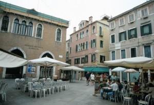 Campo beccaria a Venezia