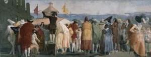Il mondo nuovo del Tiepolo a Cà ezzonico a Venezia