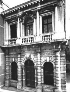 Scuola di S. Nicolkò dei Greci