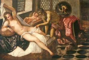 Liberazione dello schiavo del Tintoretto