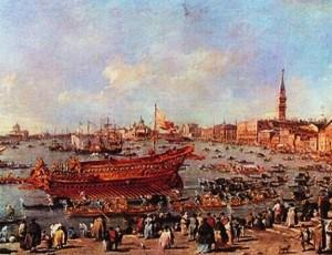 nave veneziana