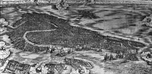 veduta venezia jacopo de barbari