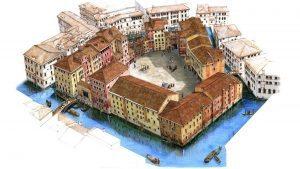 venezia-ghetto-schizzo